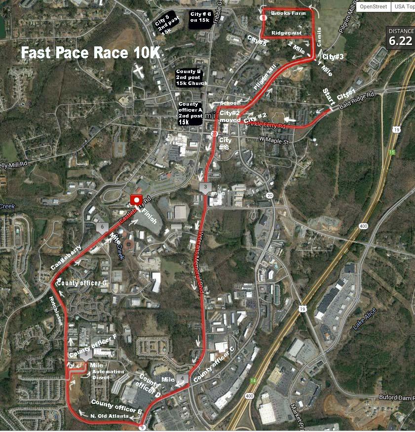 FPR 10k Map