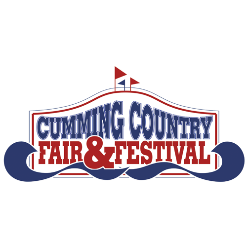 Cumming Fair & Festival Logo